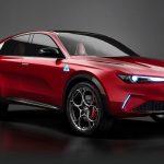 Alfa Romeo plănuiește un SUV electric pentru 2022