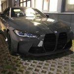 BMW M4: prima imagine neoficială