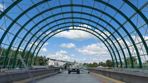 Infrastructură: imagini noi cu calea ferată Gara de Nord – Aeroportul Otopeni