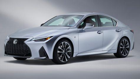 Noul Lexus IS: sedan-ul japonez nu va fi comercializat în Europa