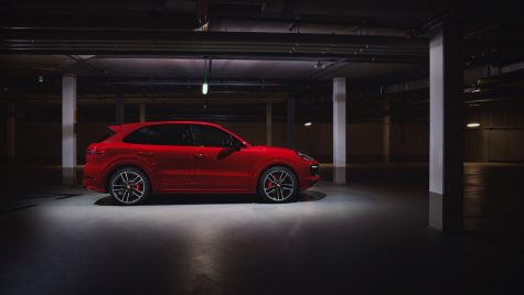 Porsche Cayenne GTS: motor V8 de 460 CP pentru SUV-ul german