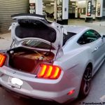 record cannonball 2020 Ford Mustang GT
