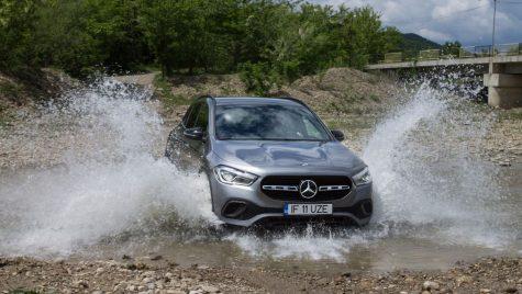Test Mercedes GLA 200 d 4Matic: SUV cu drepturi depline