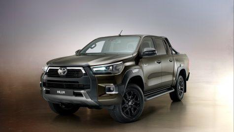 Toyota Hilux facelift: motorizare nouă de 2.8 litri și refresh optic