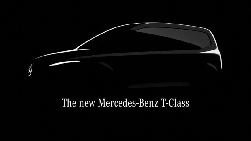 Succesorul lui Mercedes Citan: versiune utilitară și Mercedes Clasa T pentru persoane