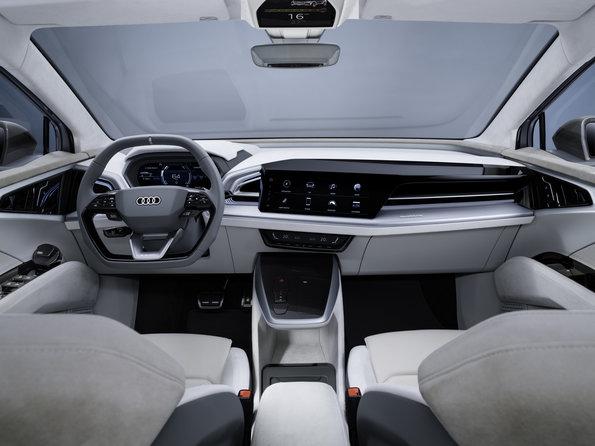 Audi Q4 e-tron Sportback 2020