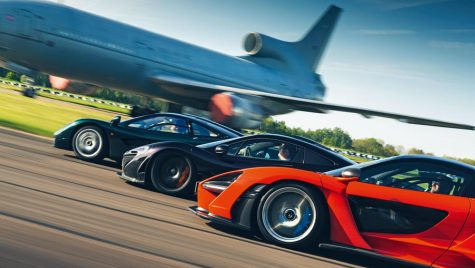 McLaren Senna, McLaren F1 și McLaren P1: Care este cel mai bun? (cu video)