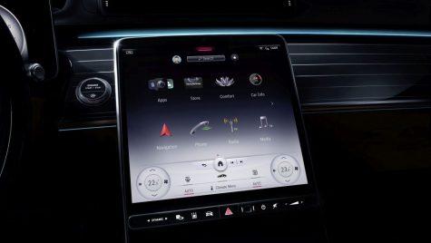 Cum funcționează sistemul Mercedes MBUX de generația a doua în noul S-Class