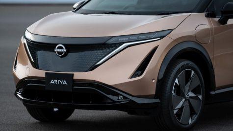 Neoficial: Nissan plănuiește un SUV electric mai mare decât Ariya