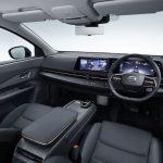 planșă de bord Nissan Ariya 2020