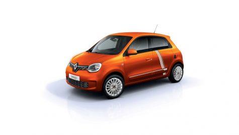 Renault Twingo Z.E. electric debutează în august cu seria specială Vibes