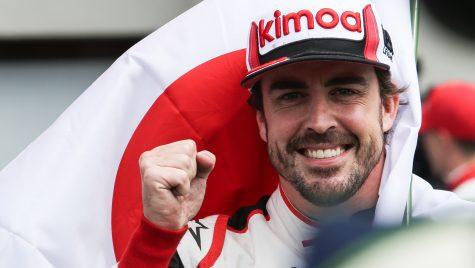 Fernando Alonso a fost implicat într-un accident rutier