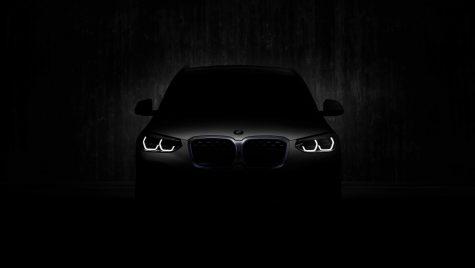 BMW iX3: SUV-ul electric bavarez va fi prezentat oficial în 14 iulie