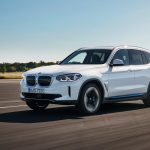 Finalistele Best Electric Car in Romania 2021: BMW iX3