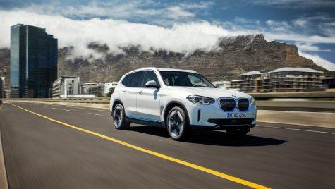 BMW iX3: primul SUV bavarez complet electric – informații și fotografii oficiale