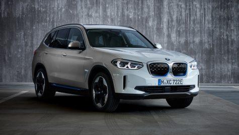 BMW iX3 – SUV-ul electric are un nou preț de pornire: 64.081 euro