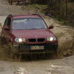 BMW X3, Malaga 2003