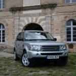 Range Rover Sport, 2004, Franța