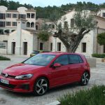 VW Golf VII facelift, Mallorca 2016