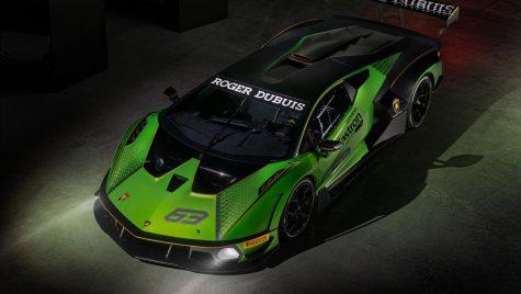 Lamborghini Essenza SCV12: hypercar produs în serie limitată dedicat circuitului