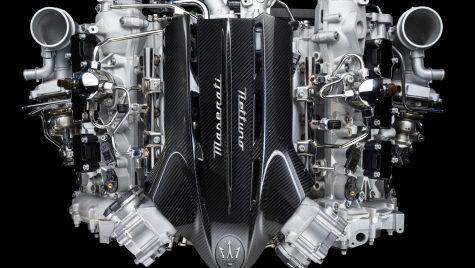 Maserati își prezintă noul motor V6: 630 CP și 730 Nm
