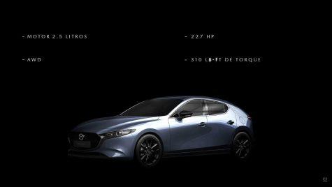 Mazda3 în versiune performantă va avea 230 CP