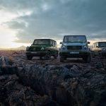Modificări în gama Mercedes-Benz G-Class: culori noi și cockpit digital în standard