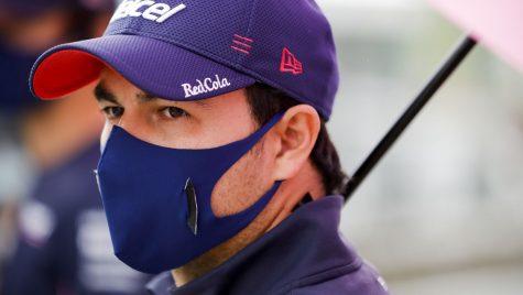 Pilotul de Formula 1 Sergio Perez a fost testat pozitiv cu Covid-19