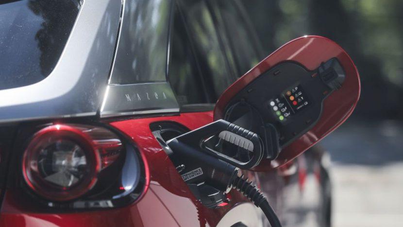 Test Mazda MX-30 autoexpert.ro