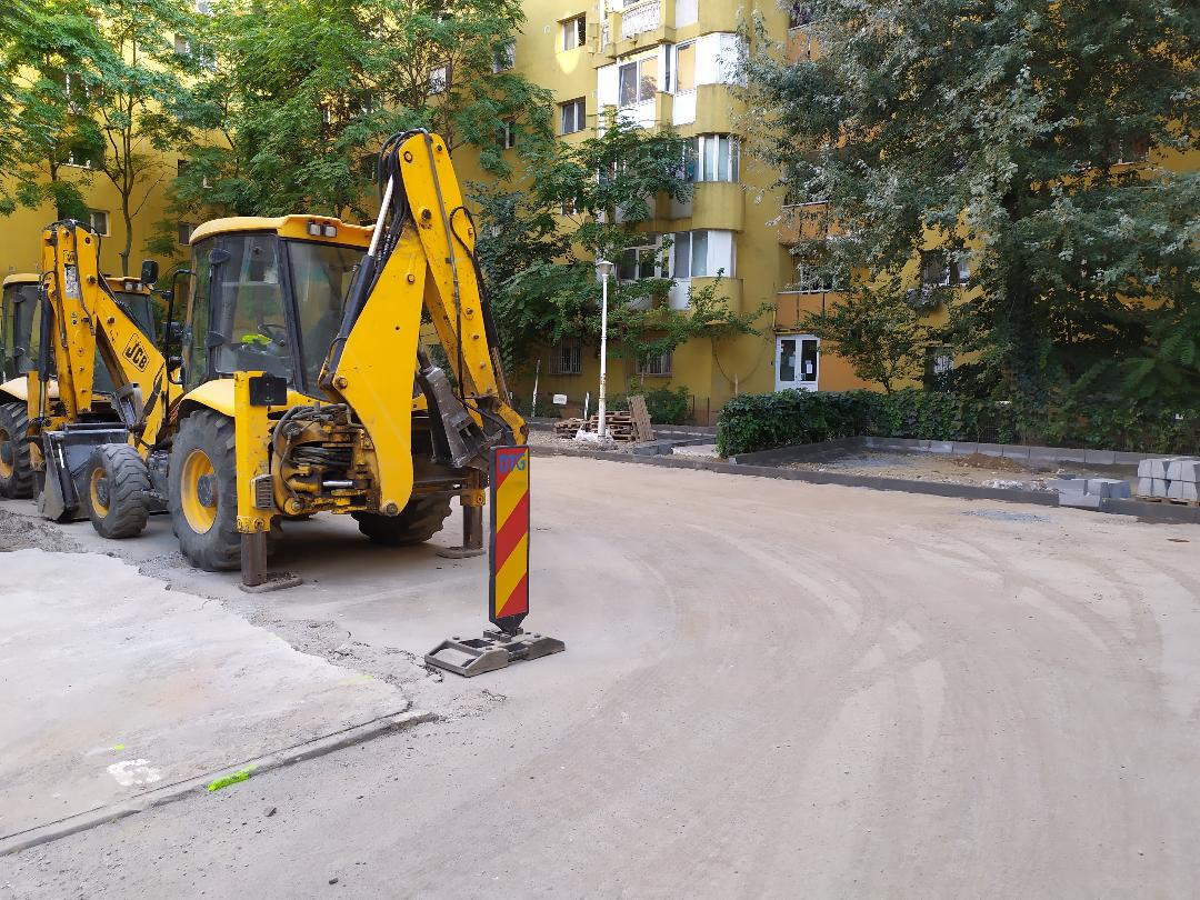 lucrari asfaltare Virturii-Uverturii-Orsova-Dreptatii