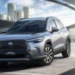 Toyota Corolla Cross: model SUV nou lansat pe piața din Thailanda
