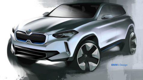 BMW iX1 vine în 2023 pe o platformă UKL nouă