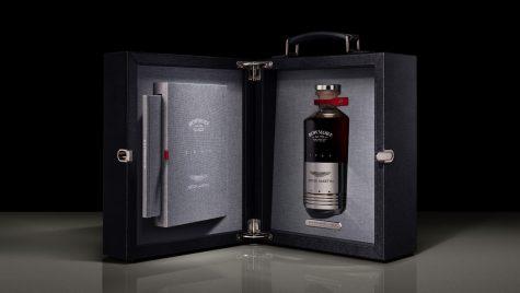Aston Martin și Bowmore lansează o sticlă de whisky în valoare de 50.000 lire