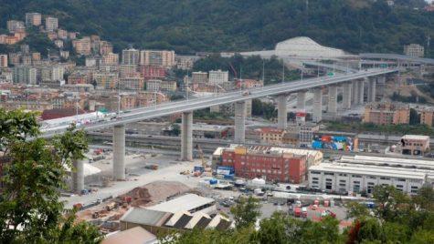 Podul Morandi prăbușit în august 2018 este înlocuit de noul pod San Giorgio ce va fi inaugurat pe 5 august