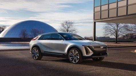 Cadillac Lyriq anunță primul SUV electric al mărcii americane