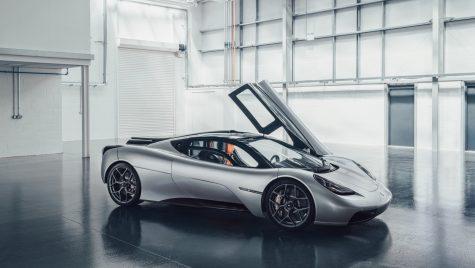 Gordon Murray T.50: supercar cu motor V12 creat de părintele modelului McLaren F1