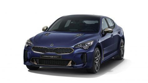 Kia Stinger facelift: sedanul coreean primește o serie de îmbunătățiri