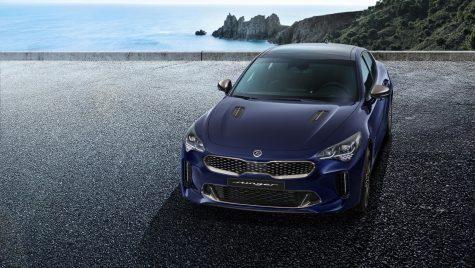 Kia Stinger facelift: detalii tehnice despre motorizările noului model