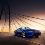 Lexus LC Convertible Regatta Edition: serie limitată pentru modelul cabrio