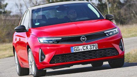 Opel Astra L: primele informații despre noua generație a modelului compact