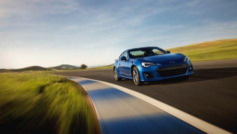 Subaru BRZ iese din producție după opt ani
