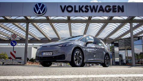 Cele mai vândute mașini electrice din Europa în iulie