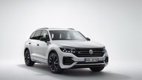 Volkswagen Touareg Last Edition V8 TDI: final de drum pentru dieselul de 421 CP