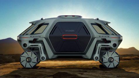 Hyundai pregătește vehiculele viitorului