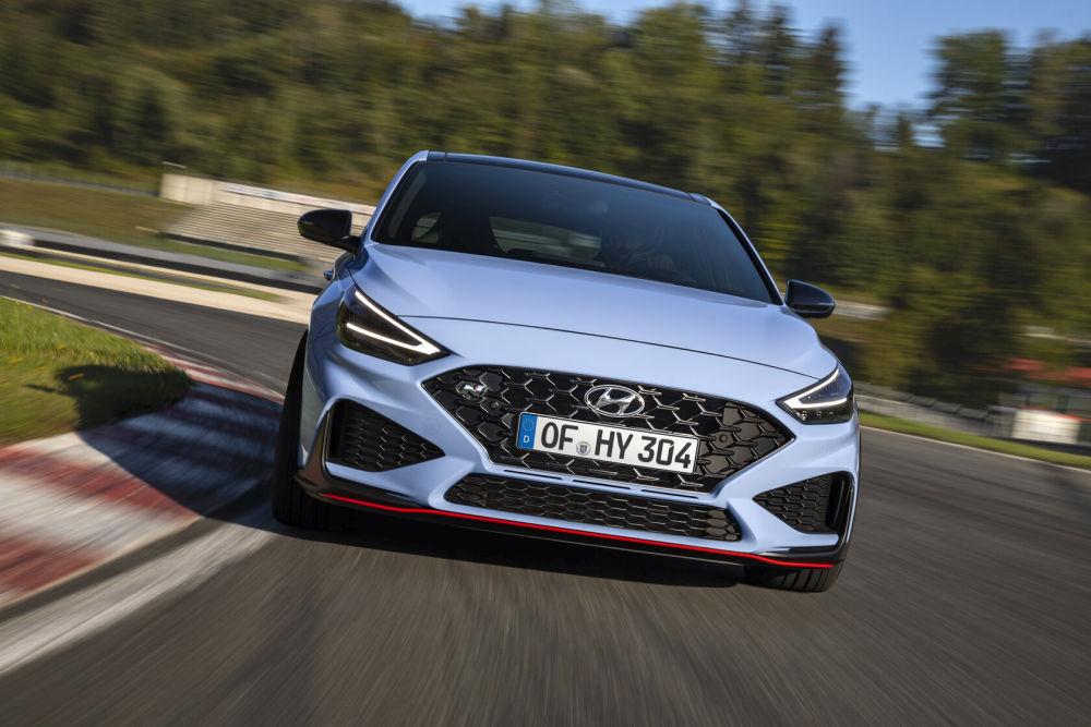 Hyundai i30 N DCT