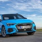 Noul Audi A3 Sportback are și variantă plug-in hybrid cu 67 km autonomie în mod electric