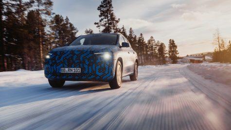 Lansarea SUV-ului electric Mercedes-Benz EQA va fi amânată pentru 2021