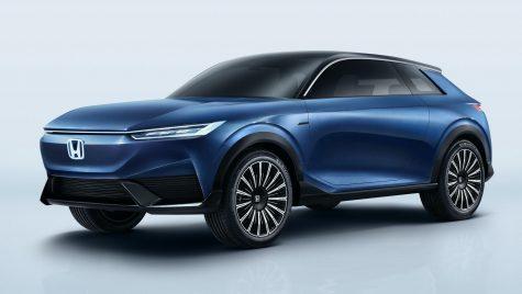 Honda SUV E:Concept anunță un viitor model electric al mărcii din Japonia