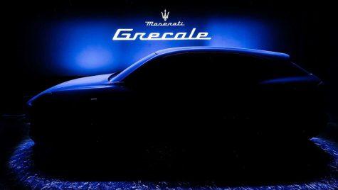 Lansarea SUV-ului Maserati Grecale este amânată pentru primăvara 2022