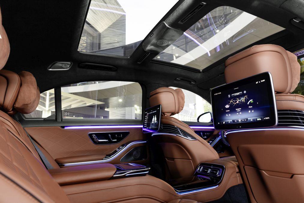 Mercedes S-Class W223 2020